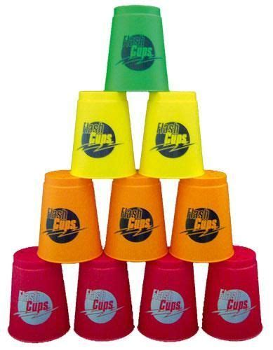 Stack Cup 1 speed stacking in phys ed cups