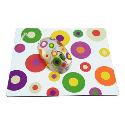 Cyber Bug Mouse Pad by Pylones Mouse Mousepad Cyberbug Silver Spots Pylones