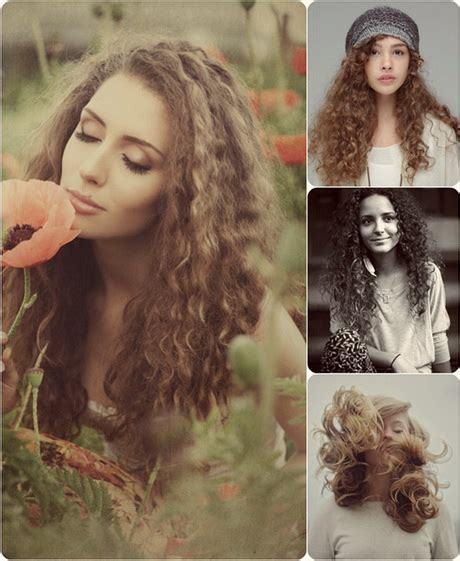 curly hairstyles vpfashion hairstyles after curling hair