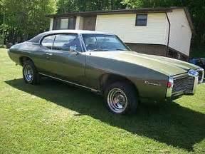 1969 Pontiac Custom S For Sale 1969 Pontiac Custom S For Sale Butler Pennsylvania