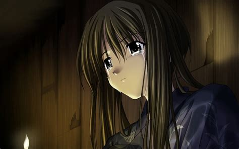 imagenes y wallpapers anime chica anime triste imagenes wallpapers anime