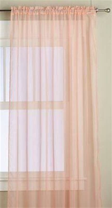 sheer peach curtains best 25 peach curtains ideas on pinterest pink