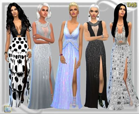 sims 4 clothing for females sims 4 updates sims 4 updates dreaming 4 sims clothing female split