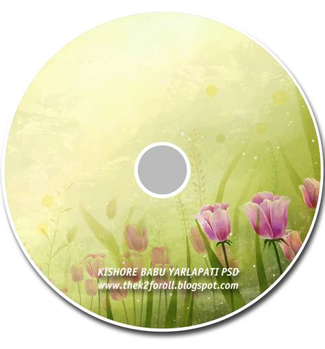 design free cd cover free photoshop karizma album free floral cd dvd cover designs