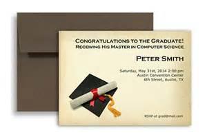 2017 graduate phd mba master printable graduation invitation 7x5 in horizontal gi 1049