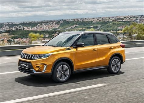 2019 Suzuki Suv by 2019 Suzuki Vitara Suv Officially Unveiled Might Launch