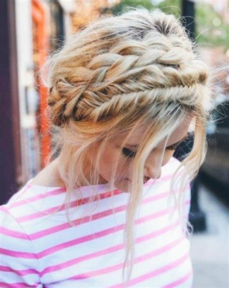 Wedding Hairstyles For Hair With Braids by Wedding Hairstyles With Braids For Hair Vizitmir