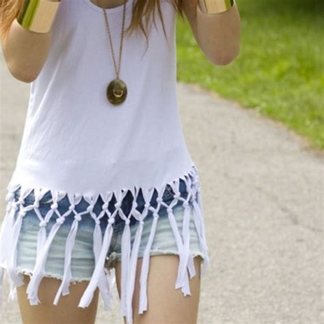 how to make fringe shirts with 17 best ideas about beaded fringe shirt on diy