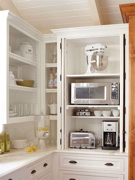 kitchen appliance storage cabinets best kitchen storage 2014 ideas packed cabinets and drawers