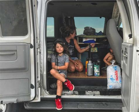 this family lives life in a van business insider photos how a family of 5 does makes the vanlife work