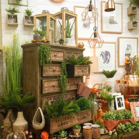 home garden decor store 25 best ideas about retail store displays on pinterest