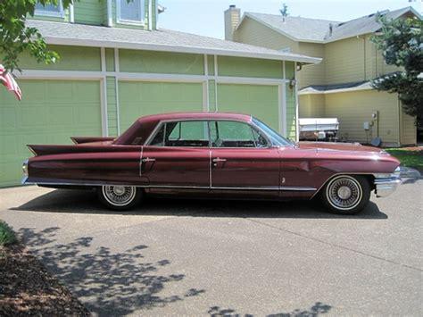 1962 Cadillac Fleetwood by S 1962 Cadillac Fleetwood Sedan Bring A Trailer