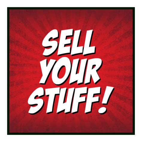 Sell Your come sell your stuff leander flea market