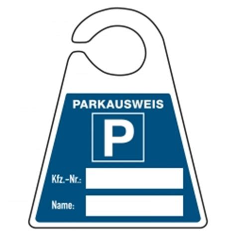 Kfz Aufkleber Name by Parkausweis Quot Kfz Nr Name Quot Kunststoff Aufkleber Shop