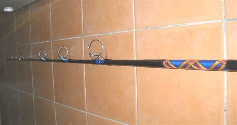 Cincin Ring 1025 tokey fishing rods