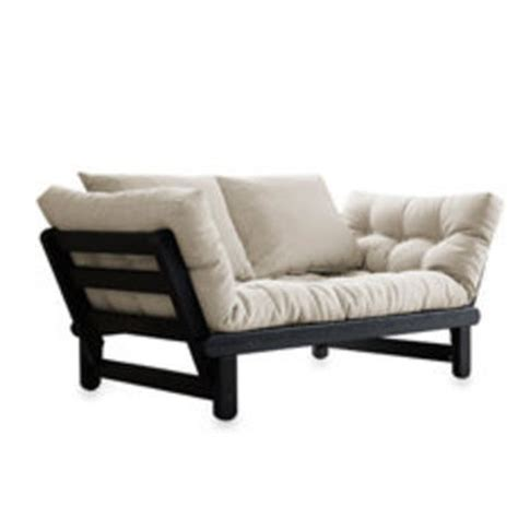 fresh futon beat black frame with from bed bath beyond