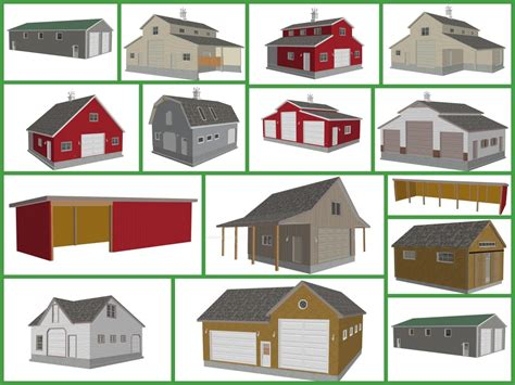 barn design plans barn and shed plans