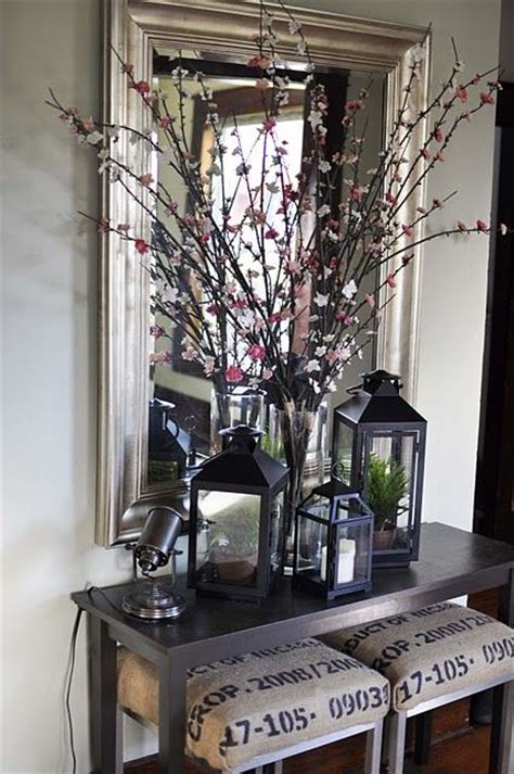 entry hall table decor 25 best ideas about foyer table decor on pinterest