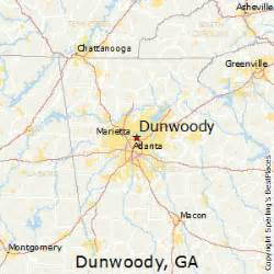 dunwoody map best places to live in dunwoody