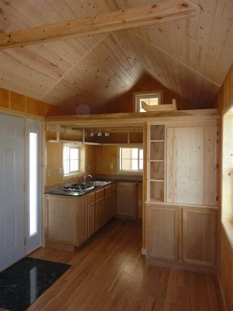Cabin Floor Plans And Prices by Father And Son Create Amazing 200 Sq Ft Tiny Cabin For