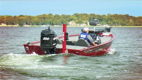 boats and hoes top lund boats adds new aluminum bass boats to their lineup
