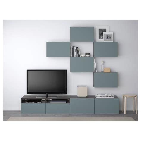 Ikea Besta Meuble Tv by Meuble Tv Besta Suspendu