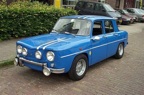 renault gordini r8 renault r8 gordini renault cars europe