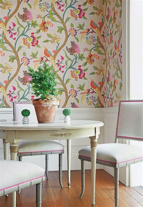 Thibaut Designs by 1000 Ideas About Bright Wallpaper On Timorous