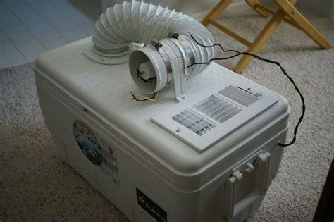 diy evaporative cooler sw cooler doing it yourself diy