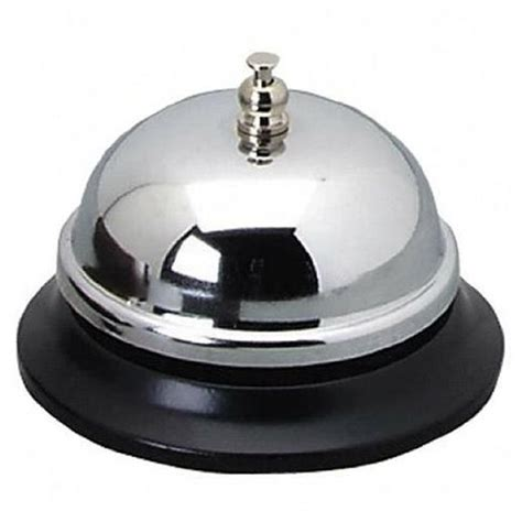 promotional front desk bell customized front desk bell