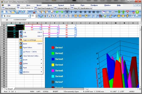 Spreadsheet Programs by Free Spreadsheet Software With Odbc Connectivity Ssuite
