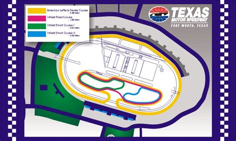 texas motor speedway map texas motor speedway