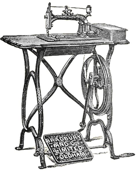 how a sewing machine works diagram how free engine image