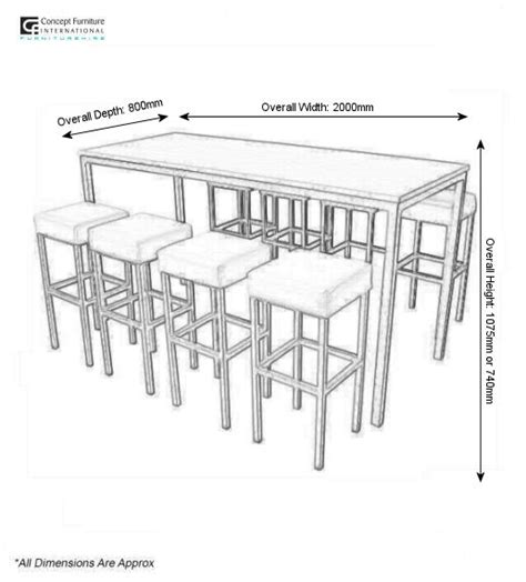 high top table dimensions corrine high table hire concept furniture table hire