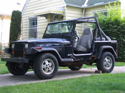 jeep wrangler 1990 1990 jeep wrangler yj images pictures and