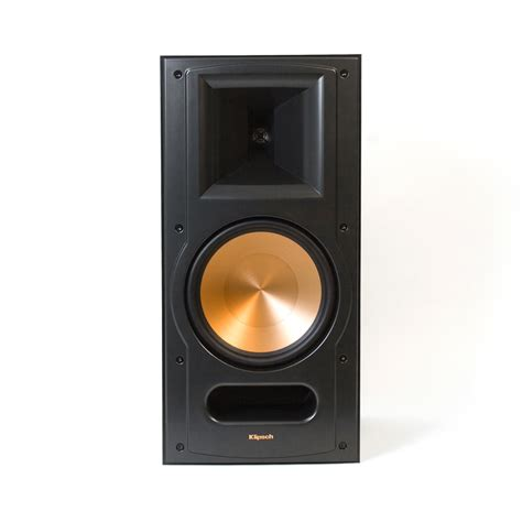 rb 81 ii reference bookshelf speaker high quality audio