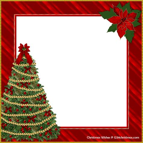free christmas photo frame templates christmas photo