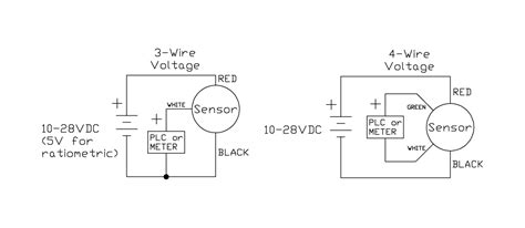 4 wire pressure transducer wiring diagram wiring wiring diagram