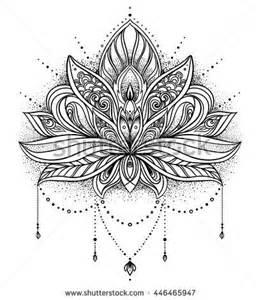 Lotus Mandala Design 25 Best Ideas About Lotus Mandala Design On