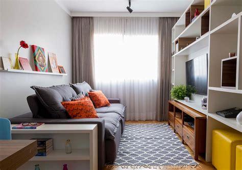 decorar sala estar pequena sala pequena decorada 90 ideias fotos e projetos incr 237 veis