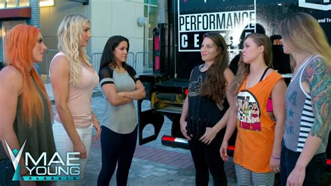 charlotte flair next fight charlotte flair becky lynch bayley confront ronda