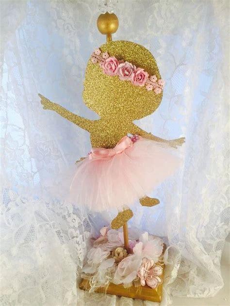 ballerina centerpieces ideas best 25 ballerina centerpiece ideas on baby