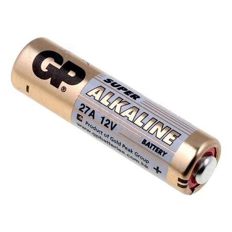 Batery 27a 12v Remote Mobil A029a 1 battery alkaline 12v car remote 27a king it