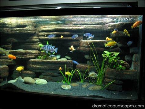 Handmade Aquarium - 25 best ideas about aquarium backgrounds on
