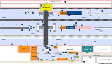 layout york train station national rail enquiries