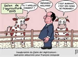 fran 231 ois au salon de l agriculture 2015 le