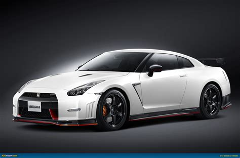 Ausmotive Com 187 2014 Nissan Gt R Nismo Revealed