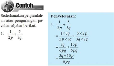 Aljabar Dan Teori Berhitung 1 Untuk Sltp matematika