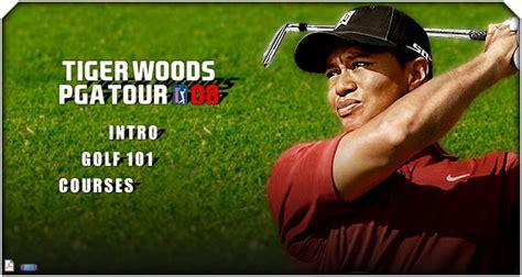 Kaset Ps3 Tiger Woods Pga Tour 08 tiger woods pga tour 08 ps3 imagen 206307