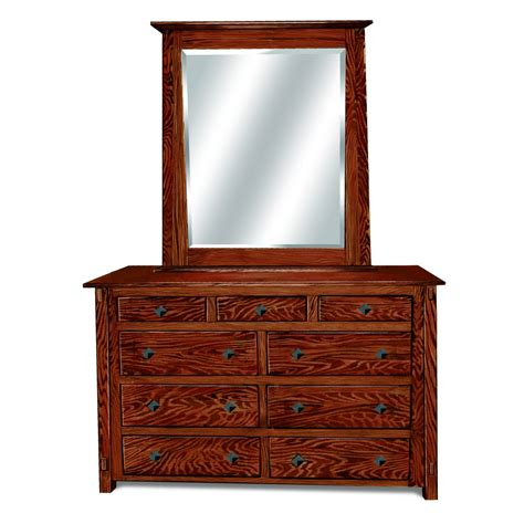 bedroom dresser with mirror angled bedroom collection dresser with mirror amish